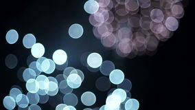 fogos-de-artifício macios do Lento-movimento filme