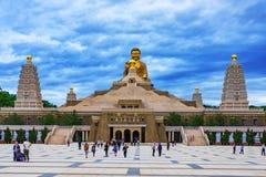 Foguanshan Buddha memorial center royalty free stock photography