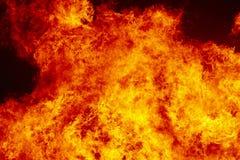 Fogueira 2 bonfire Luta contra o incêndio e ignição da chama aviso fotografia de stock