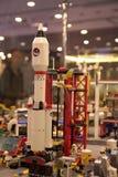 Foguete de espaço Foto de Stock Royalty Free
