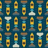 foguetes ilustração royalty free