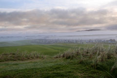 Fogy Ballybunion golfcourse graveyard Stock Photos