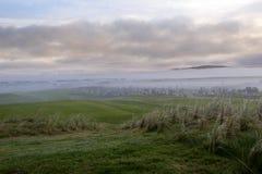 Fogy Ballybunions-golfcourse Friedhof stockfotos