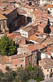 Foiano in the province of Arezzo in Tuscany Stock Photography