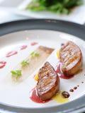 Foie d'oie Image libre de droits