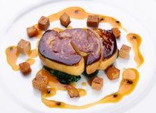 Foie d'oie Photos stock