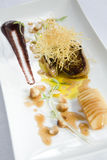 Foie gras Stock Photography