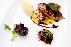 Foie gras Royalty Free Stock Photos