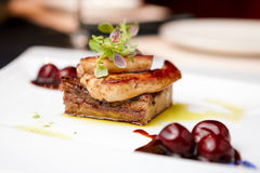 Free Foie Gras Royalty Free Stock Photography - 25402017