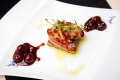 Foie gras Stock Images