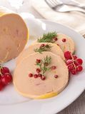 Foie gras royalty free stock image