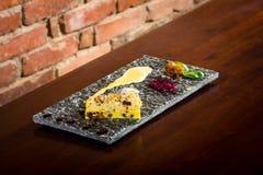 Foie gras Lizenzfreies Stockfoto