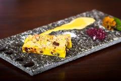Foie gras Stockfoto