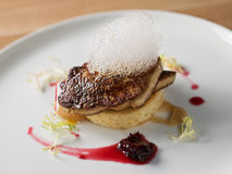Free Foie Gras Royalty Free Stock Photography - 38428037