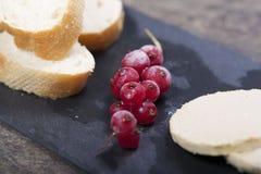 Foie gras Arkivbild