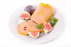 Foie gras royaltyfria foton