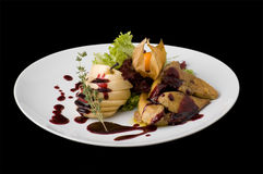 Foie gras Stockfotografie