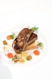 Foie gras royaltyfri foto