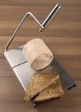 Foie gras cutter Stock Image