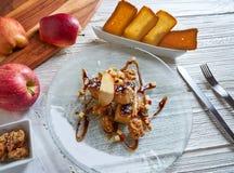 Foie gras Foie-gras micuit mi cuit Stock Photography