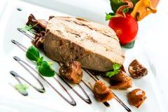 Foie gras Royalty Free Stock Photo