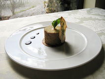 Foie gras terrine Stock Images