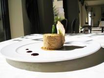 Foie gras terrine Royalty Free Stock Image
