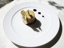 Foie gras terrine Stock Image