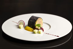 Foie grasaptitretare Arkivfoton
