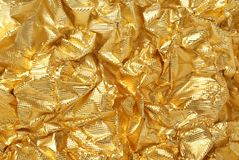Foil Royalty Free Stock Photo