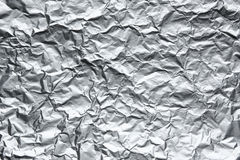 Foil background Royalty Free Stock Photos