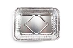 Foil Box Royalty Free Stock Photos