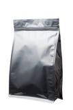 Foil food bag packaging Royalty Free Stock Image