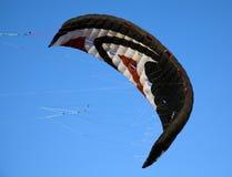 Foil kites Stock Images