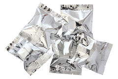 Foil package Stock Photography