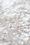Foil texture Stock Photography