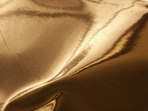 FoilEnvelope. Abstract image reflection from metallic envelope Royalty Free Stock Image