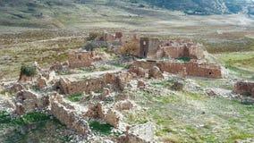 Foinikas porzucał wioskę Paphos okręg, Cypr zdjęcie wideo