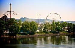 Foire à Stuttgart Image libre de droits