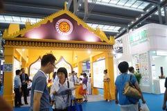 Foire commerciale d'industrie de Chinois d'outre-mer de la Chine (Shenzhen) photos libres de droits