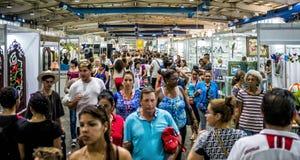 Foire d'artisanat du monde de La Havane 3 photo stock