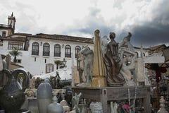 Foire dans Ouro Preto photographie stock