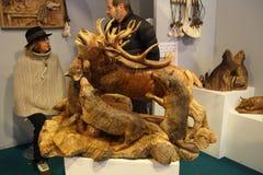 Foire de Sant Ours 2015 Aosta Στοκ εικόνες με δικαίωμα ελεύθερης χρήσης