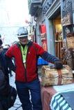 Foire de Sant Ours 2015 Aosta Stock Photo