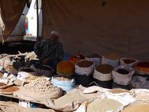 Foire en Beni Mellal Photos libres de droits