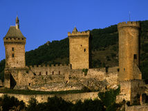 Foix Royalty Free Stock Photos