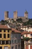 Foix Image libre de droits