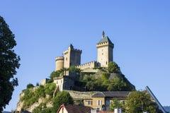 Foix, Frankrijk royalty-vrije stock foto