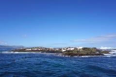 Foki kolonia przy foki wyspą, przylądka miasteczko, Południowy Affica Fotografia Royalty Free