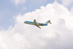 Fokker 70 Royaltyfria Foton